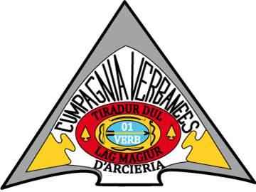 Il secondo logo, ideato da Massimo Bonazza